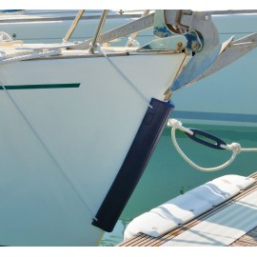 Bugschutz aus weichem Material (EVA), Blau, 770 x 120 x 90 mm