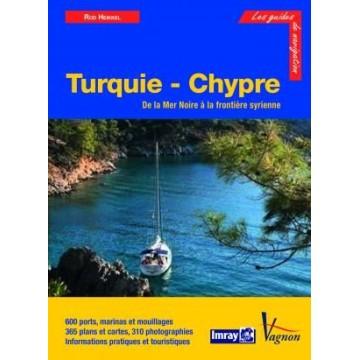 Guide Imray Vagnon, Turquie-Chypre