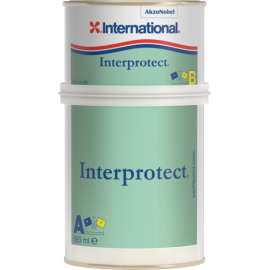 Primaire bi-composants Interprotect International 0.75L Blanc
