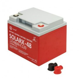 Batterie SOLARX Series AGM 12V