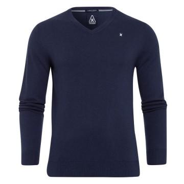 Pullover en coton, Gaastra, Homme, Navy
