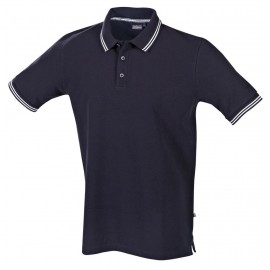 Polo Marine Pool Dragon, 100% coton pour homme, navy