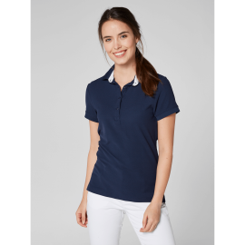Polo Fast Dry pour femme, Helly Hansen W Crewline, Navy
