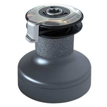 Winch Lewmar EVO Self-Tailing aluminium éloxé gris