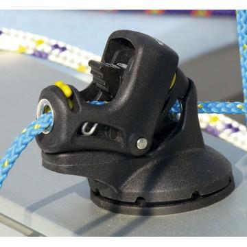 Tourelles PXR, série SW, pour cordages Ø 2 - 6 mm