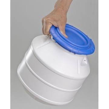Bidon cylindrique étanche, 6 ou 12 litres