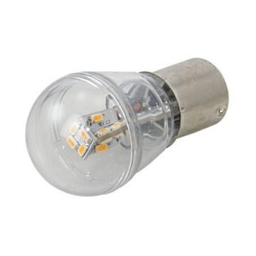 Ampoule LED BA15d 10-30V 0.6W 76lm