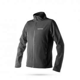 Brand Softshell homme Magic Marine grise