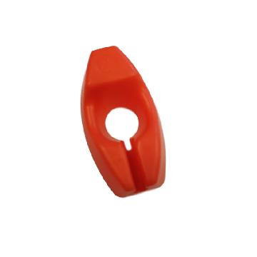 Autocoinceur de sandow Ø4-5 rouge