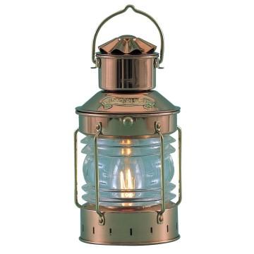 Lampe d'ancre cuivre