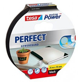 Tesa extra Power Scotch 19mm x 25m noir