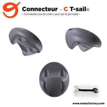 Connecteur T-sail
