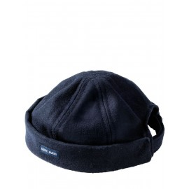 Bonnet Saint-James en laine Marin Miki navy, TU