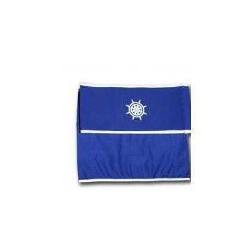 Tissu de rechange couleur bleu marin pour M100 fauteuil RM100B