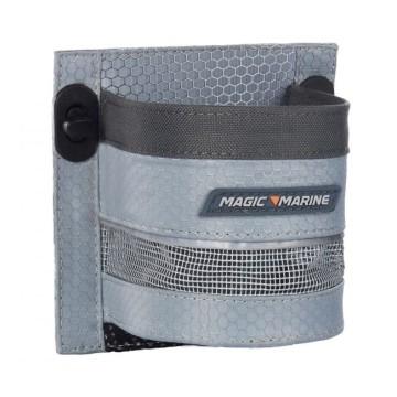Porte verre Magic Marine 13x13x10 cm
