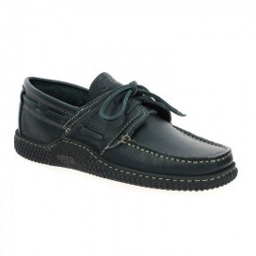 Chaussures bateau en cuir TBS Goniox Marine