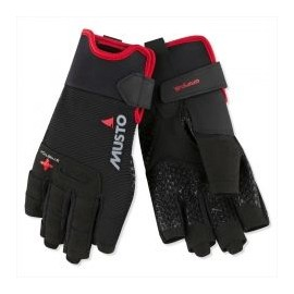 Gants Musto Performance doigts courts Noir