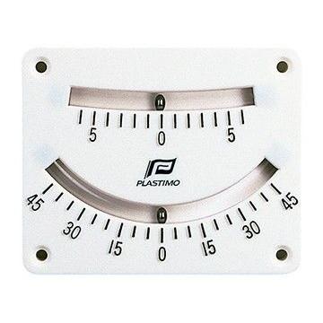 Clinomètre double lecture 6° et 45°