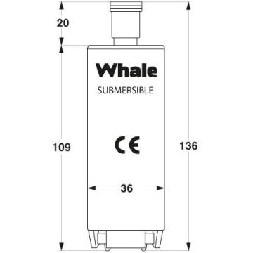 Pompe électrique submersible Whale