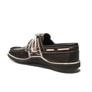Chaussures de pont TBS Globek Ebene Froment