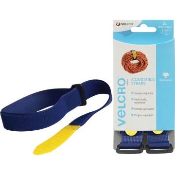 2x Bandes Velcro ajustables