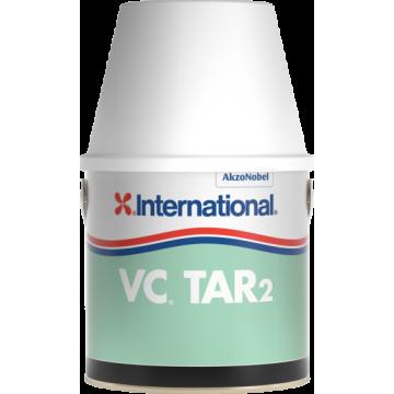 Primer epoxy VC TAR 2 International 1L, disponible en blanc ou noir