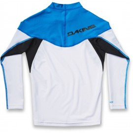Lycra Dakine Boys Heavy Duty Snug Fit, manches longues, blanc