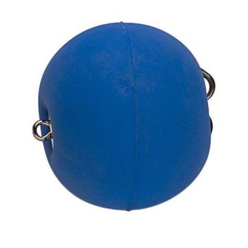 Balle de nâble en caoutchouc avec goupille Ø63mm