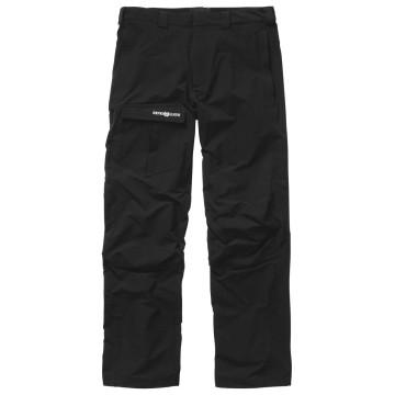 Pantalon de pont Henri Lloyd Soft Shell Element, Noir, regular ou long