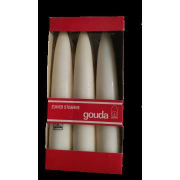 Bougies Gouda (paquet de 6)