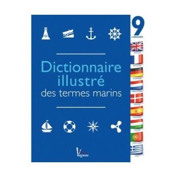 Dictionnaire illustré des termes marins en 9 langues, Vagnon