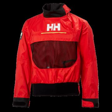 Smock Junior Helly Hansen JR HP Smock Top, rouge