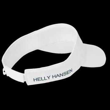 Visière Helly Hansen Logo, blanc, taille unique