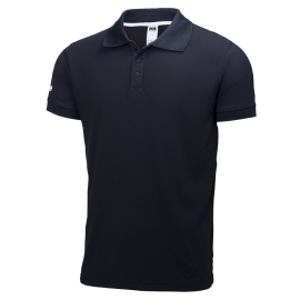 Polo Fast Dry pour Homme, Helly Hansen Crewline, Navy