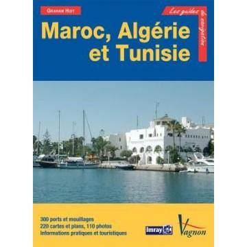 Guide Imray Vagnon, Maroc Algérie Tunisie