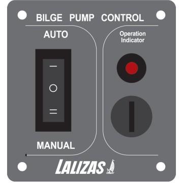 Interrupteur pompe de cale Lalizas