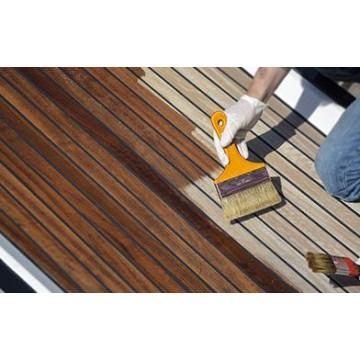 DEKS OLJE Owatrol D1 - Saturateur pour bois exotiques extérieurs, destiné à l'environnement marin (1 litre)