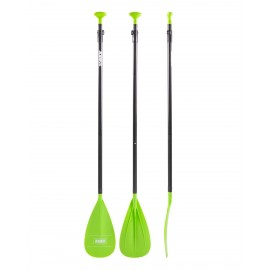 Pagaie Stand Up Paddle aluminium 3 parties 170-210 cm