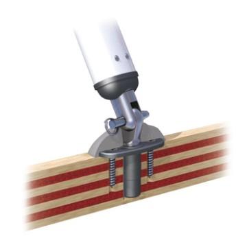 Spinlock Articulation complète avec base et fastpin pour sticks OS 0900 à OS 1600