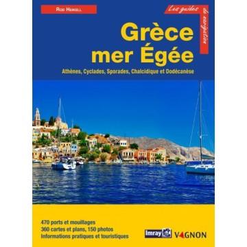 Guide Imray Vagnon, Grèce Mer Egée
