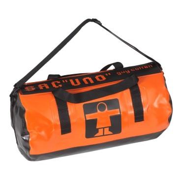 Sac de navigation semi-étanche Guy Cotten Uno 60 litres, Orange