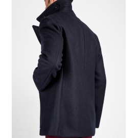 Saint James Caban-Jacke Herren, Galion, Marineblau