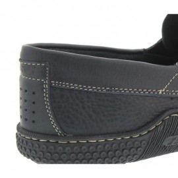 Chaussures bateau en cuir TBS Galais Marine