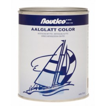 Antifouling Nautico Aalglatt Color (blanc, bleu, noir ou rouge)
