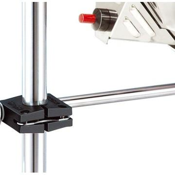 Fixation sur balcon ou chandelier pour grill série Marine Kettle Ø 22 - 25 mm