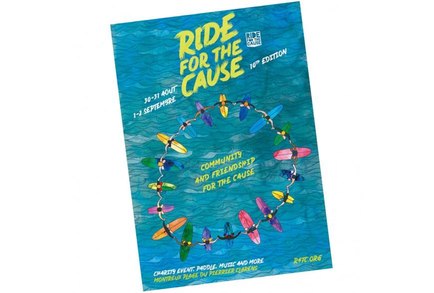 Marine Pro soutient Handi-Paddle à Ride for the Cause