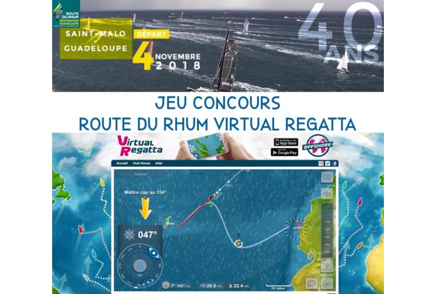 Concours Route du Rhum