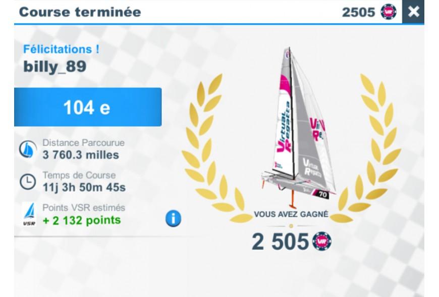 Route du Rhum/Virtual Regatta : Et les gagnants sont…