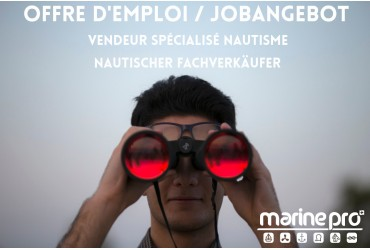 On recrute! Jobangebot