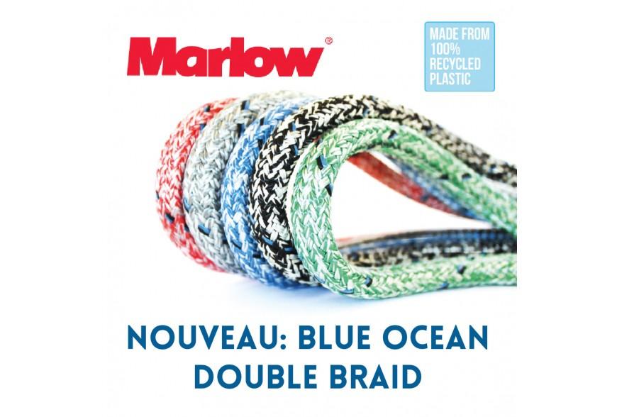 Nouveauté Marlow Ropes: Les cordages Blue Ocean